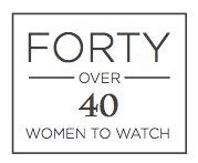40 Women to Watch Over 40