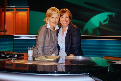 Diane Sawyer and Sue's daughter Bridget Shanahan