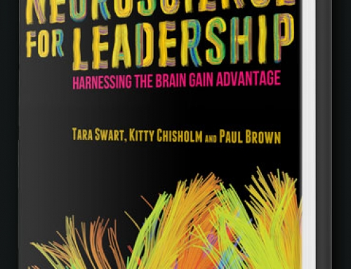 How Your Brain Processes Disruption: Interview with Dr. Tara Swart