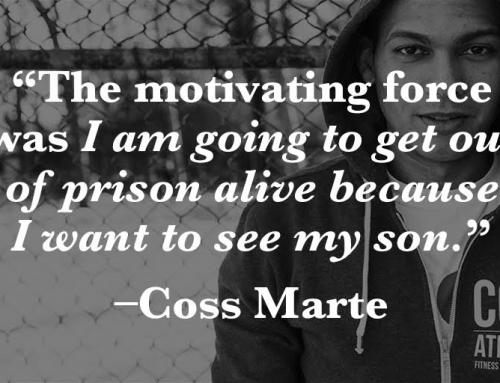 Coss Marte–From Prison Inmate to Legitimate Entrepreneur