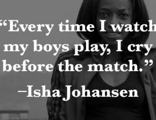 Isha Johansen–How A Philanthropic Project Became A Premier Soccer Team
