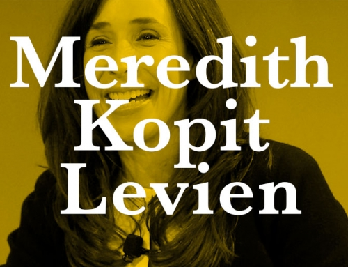 Meredith Kopit-Levien: On the Front Line of Journalism