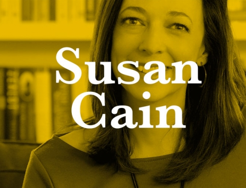 Susan Cain: Unlocking The Disruptive Power Of Introverts