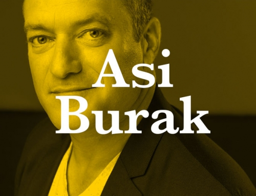 Asi Burak: Changing the Game for Games