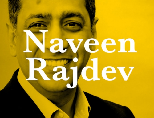 Naveen Rajdev: Bridging Leadership and Management