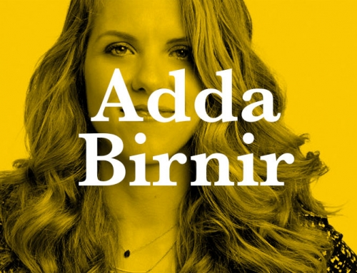 Adda Birnir: The Disruptive Power of Mentorship