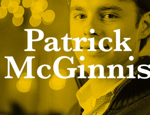 Patrick McGinnis: How to Be a 10% Entrepreneur