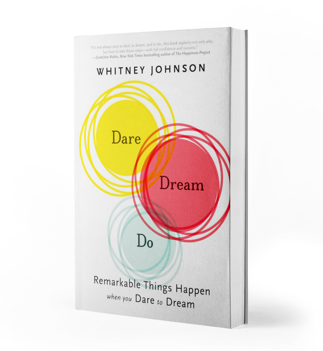 Dare, Dream, Do by Whitney Johnson
